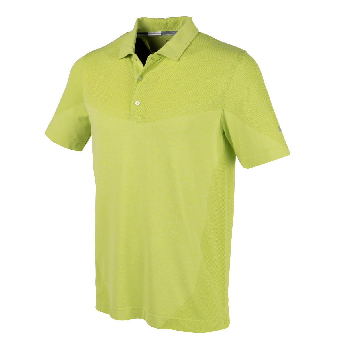 Puma golf evoknit seamless polo shirt 2018 from american golf for Personalised golf shirts uk