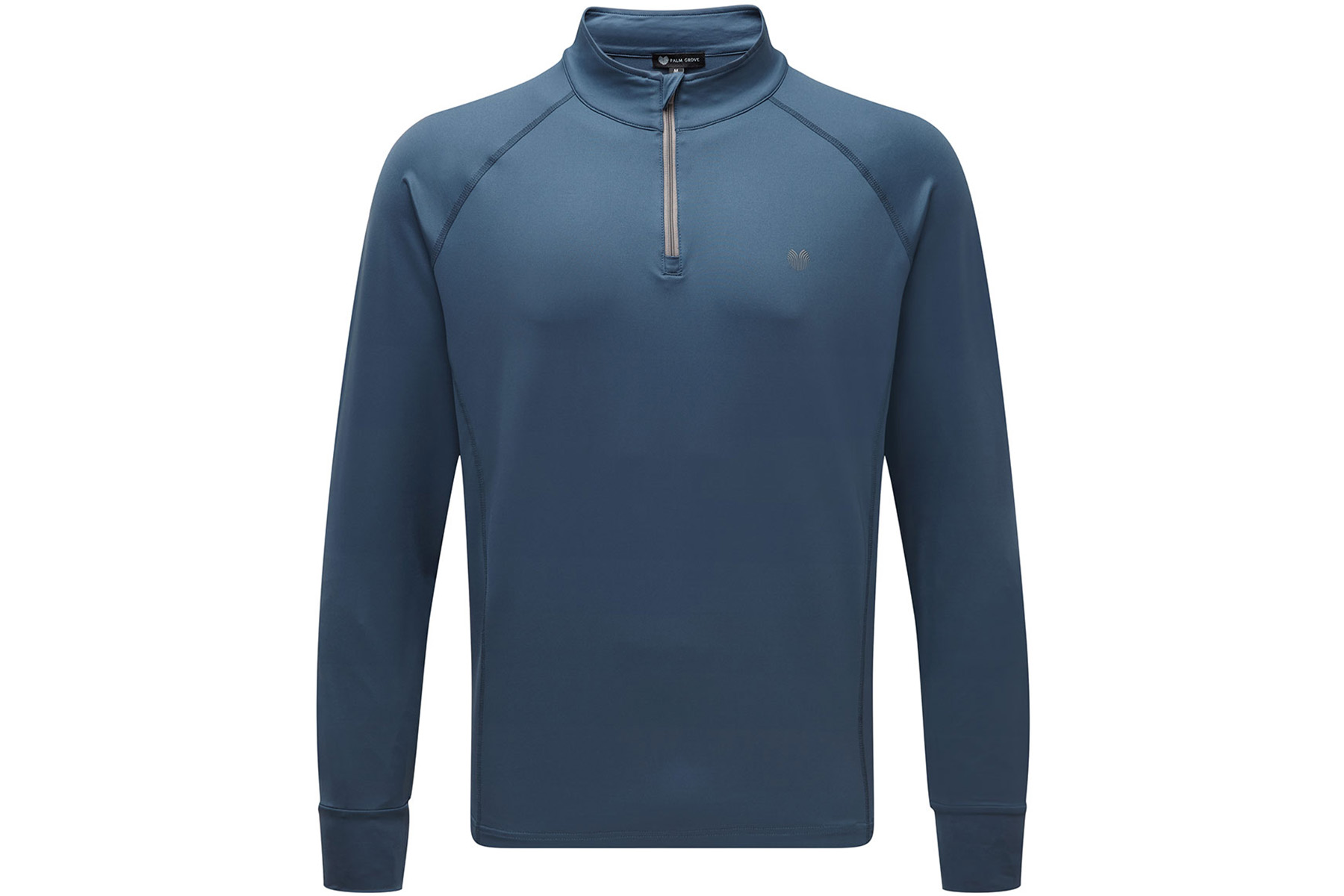 Palm grove panelled 1 4 zip windshirt from american golf for Housse zip collection captur