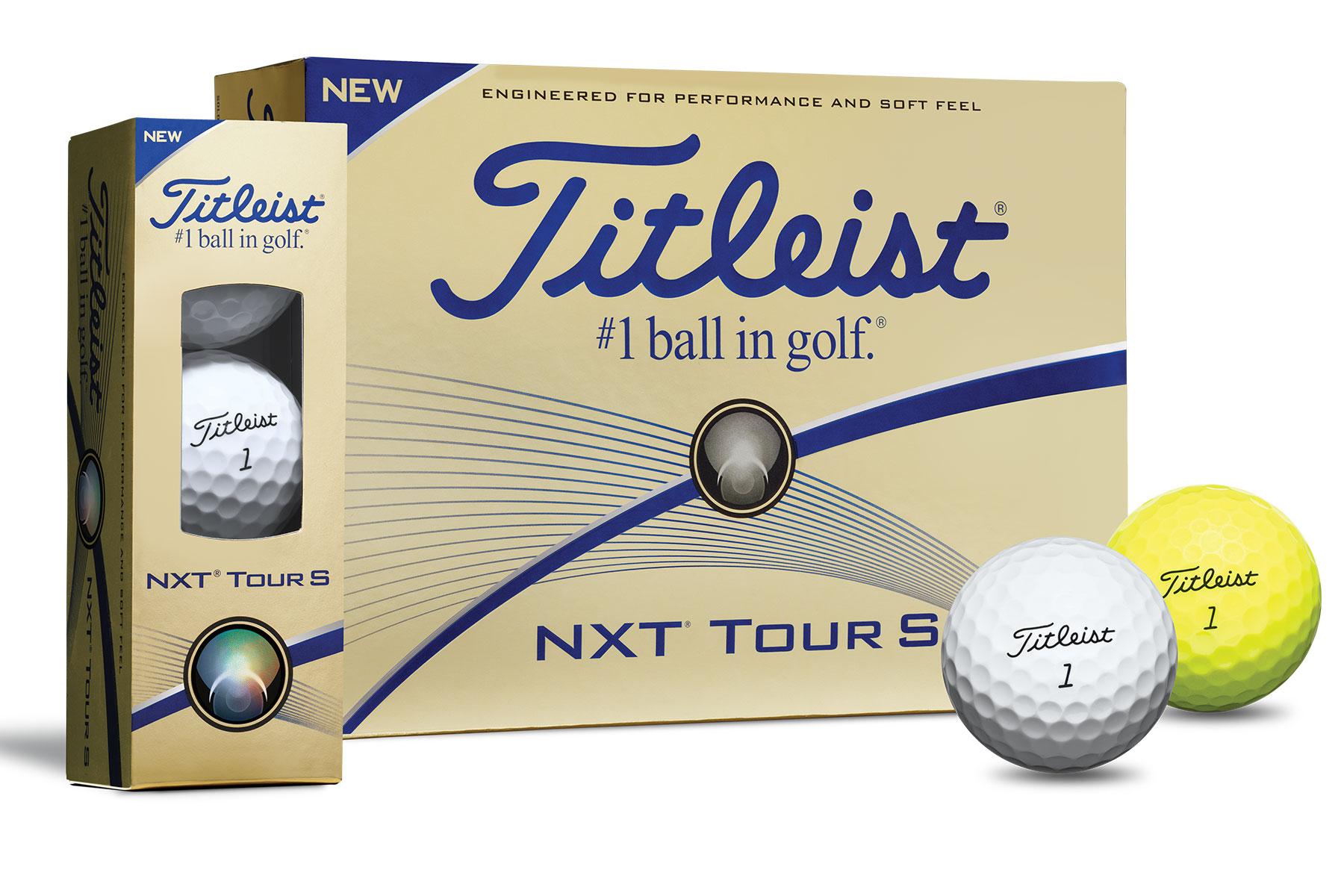 Titleist Nxt Tour Golf Balls  Pack