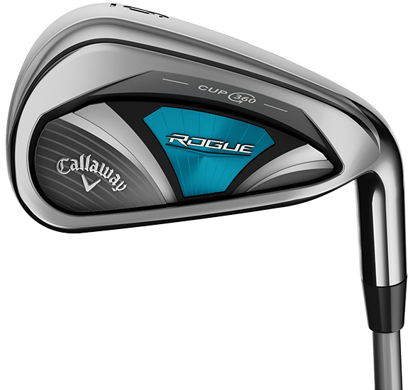 Callaway Golf Rogue Graphite Ladies Irons
