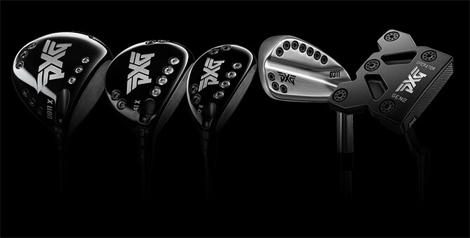 Get Fitted For PXG