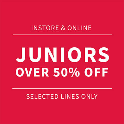 SCHOOL'S OUT - OVER 50% OFF KIDS