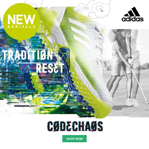 ADIDAS CODECHAOS SHOES