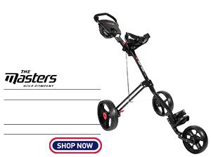 Masters Golf 5 Series 3 Wheel Trolley