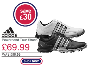 adidas Golf Powerband Tour Shoes
