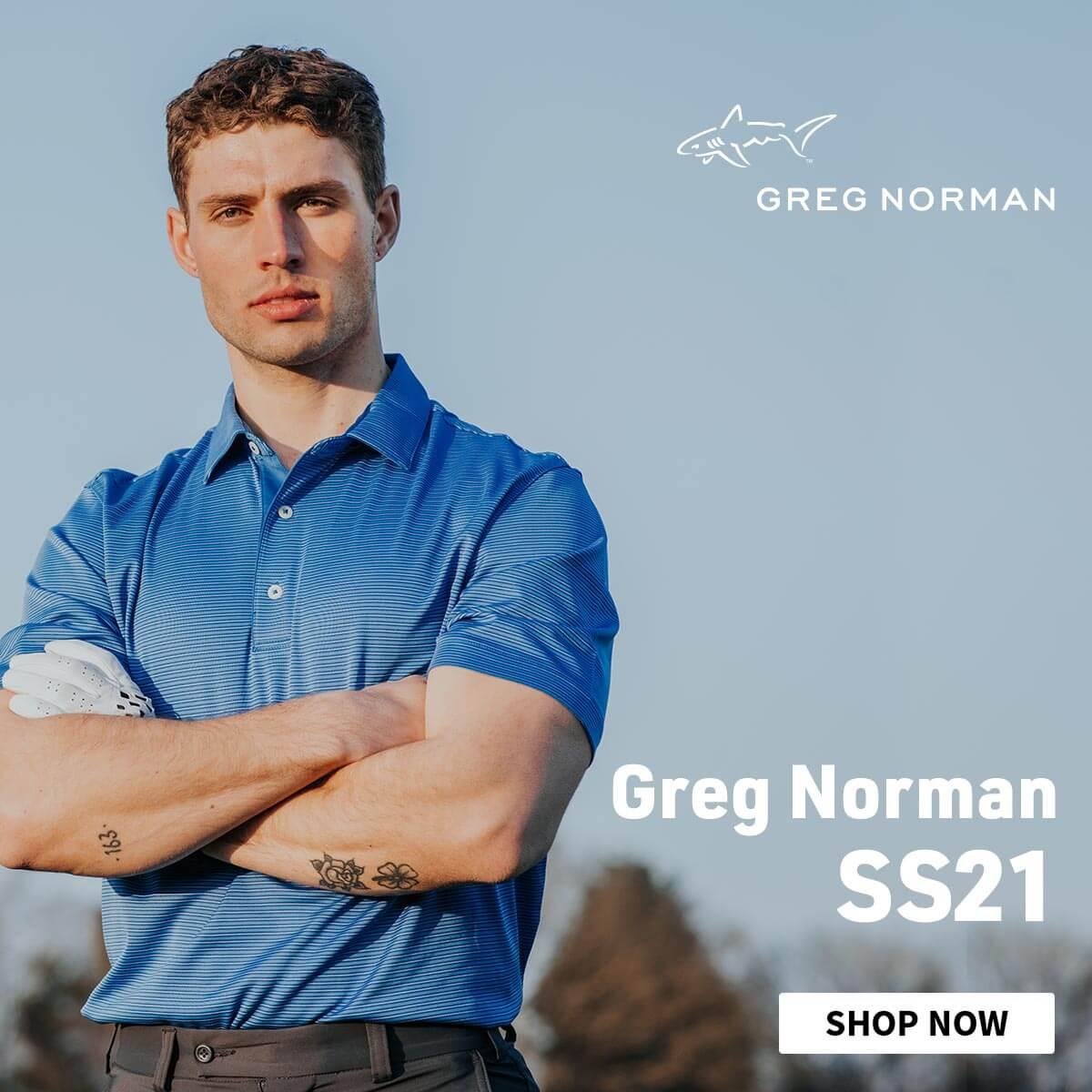 GREG NORMAN SS21