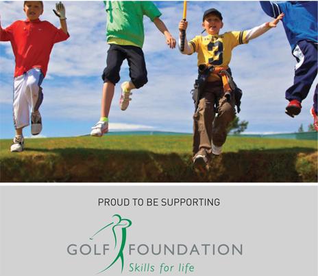 Golf Foundation Logo