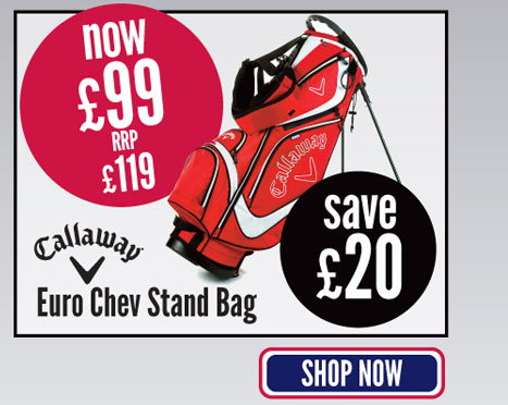 Callaway Euro Chev Stand Bag