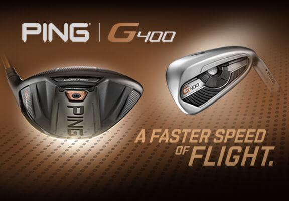 PING G400 Range