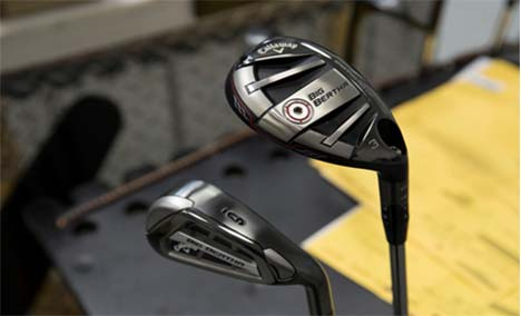 Big Bertha OS Hybrids