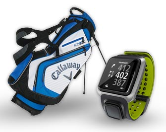 Golf GPS Bags & Equipment