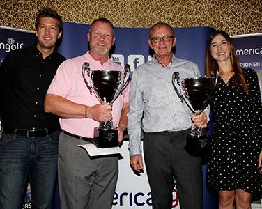 American Golf 9 Hole Senior Champions 2016