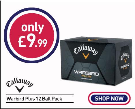 Callaway Warbird Plus