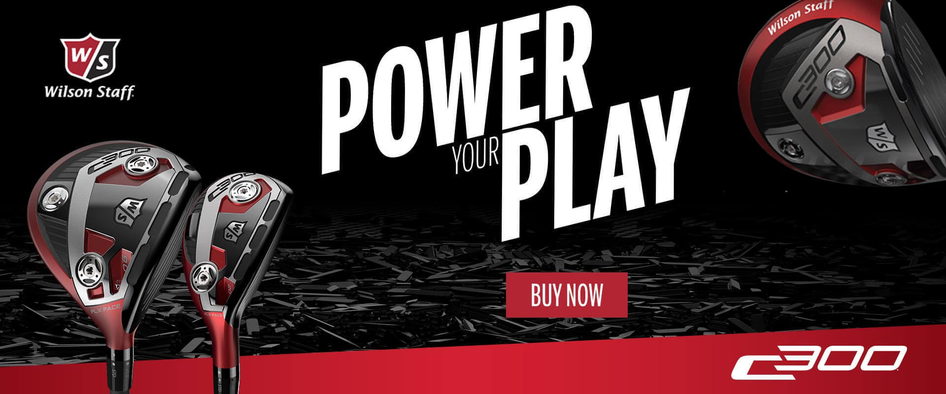Power Your Play - C300