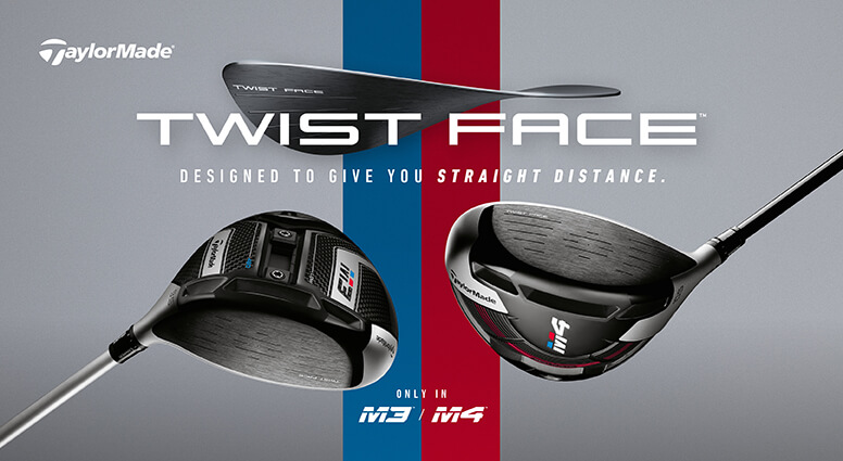TaylorMade M4 M3 Drivers