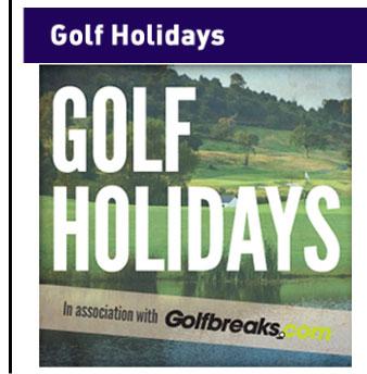 Golf Holidays