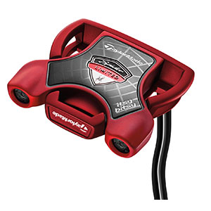 TaylorMade Itsy Bitsy Spider Putter limited edition red