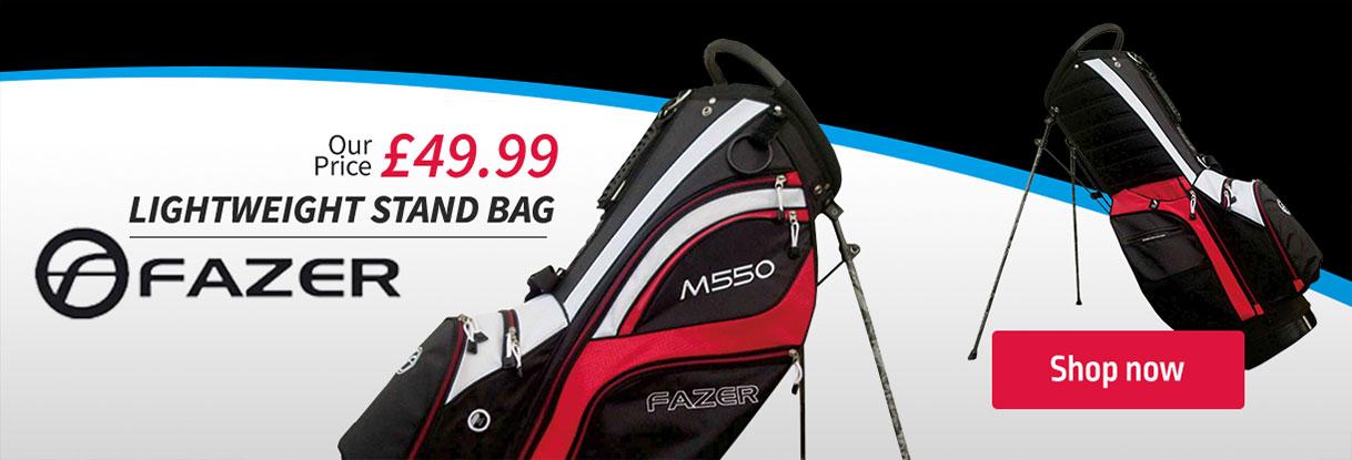 Fazer Lightweight Stand Bag