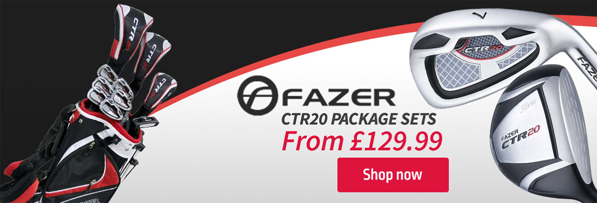 Fazer CTR20 package sets