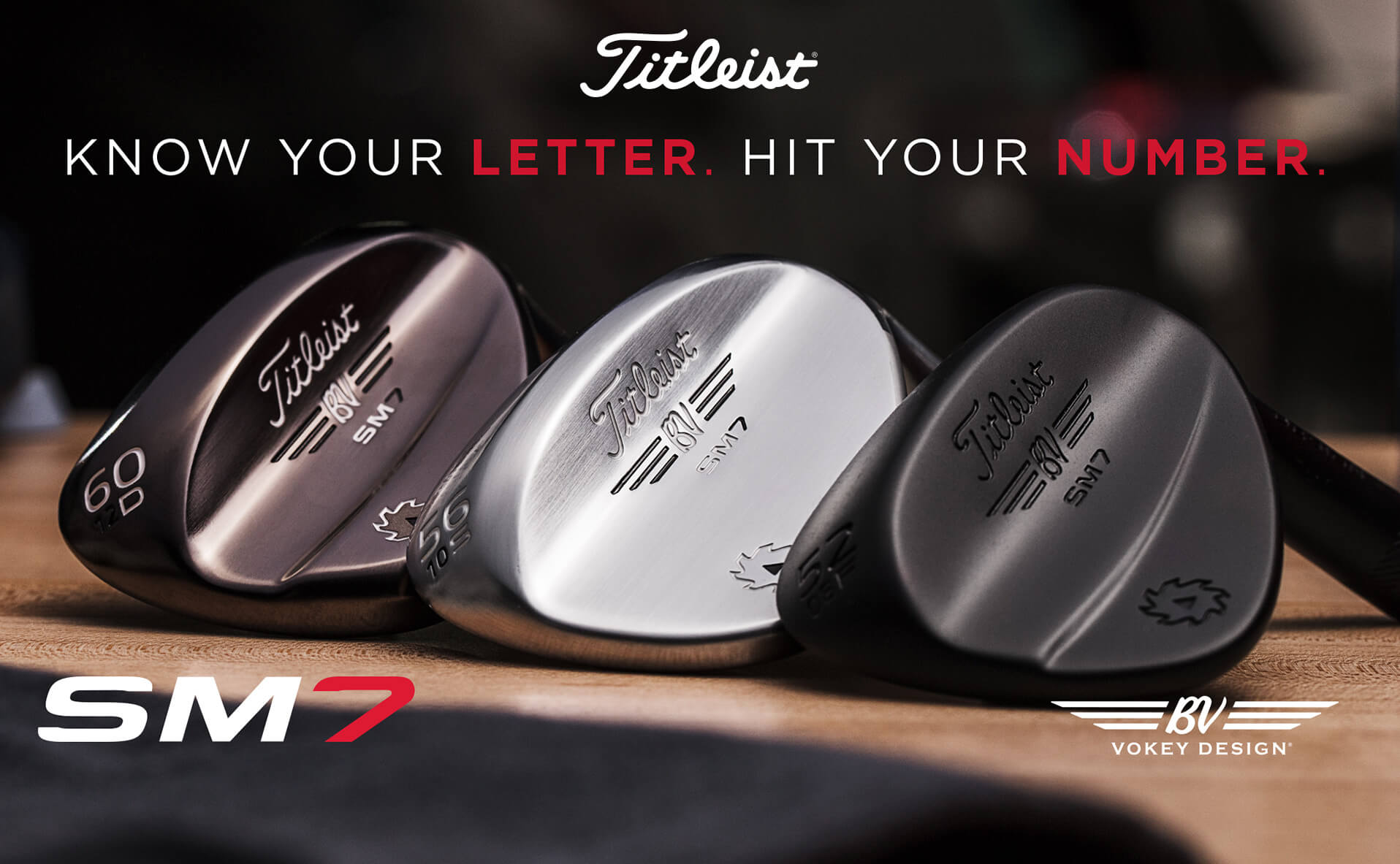 Titleist SM7 Vokey Design