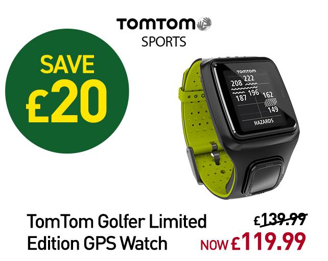 TomTom Golfer Limited Edition GPS Watch