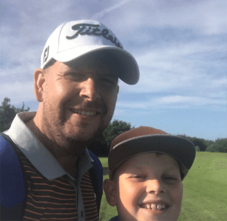 Golf With Dad picture1