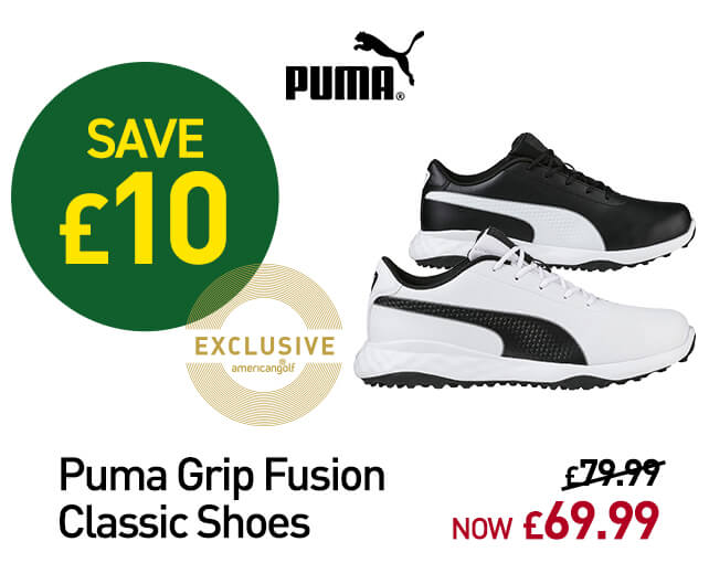 PUMA Golf Grip Fusion Classic Shoes