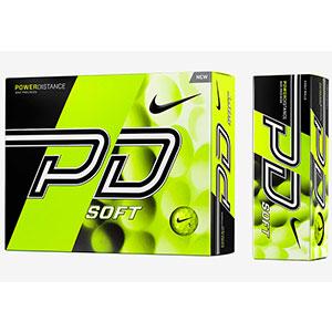 Nike Golf PD9 Soft Golf Balls