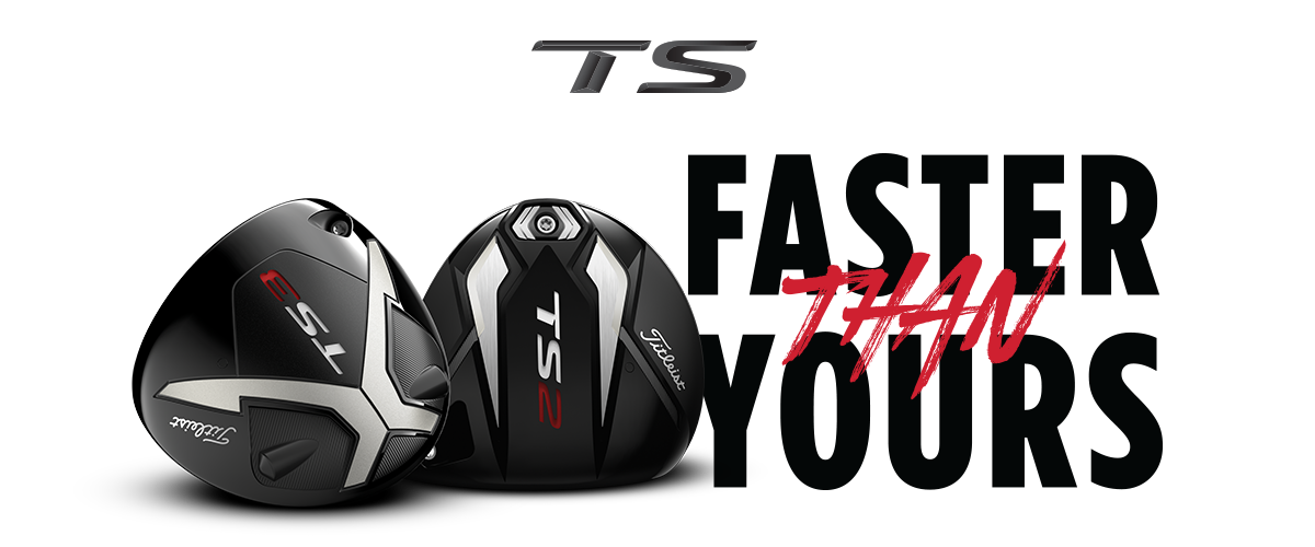 Titleist Faster Than Yours