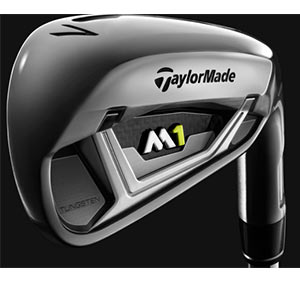 TaylorMade M Irons 2017