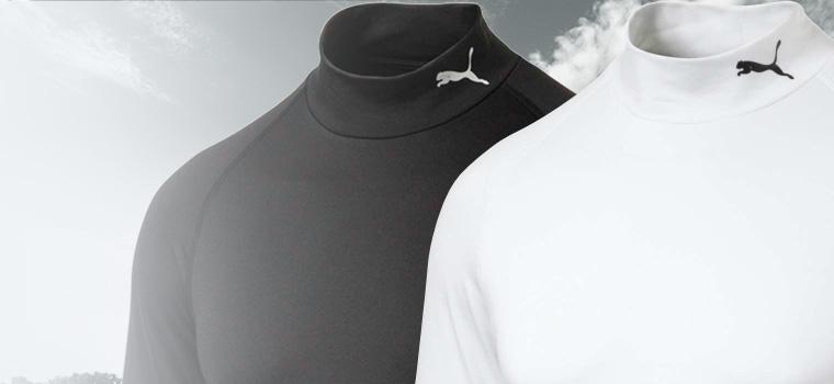 Puma Golf - Baselayers Background Image