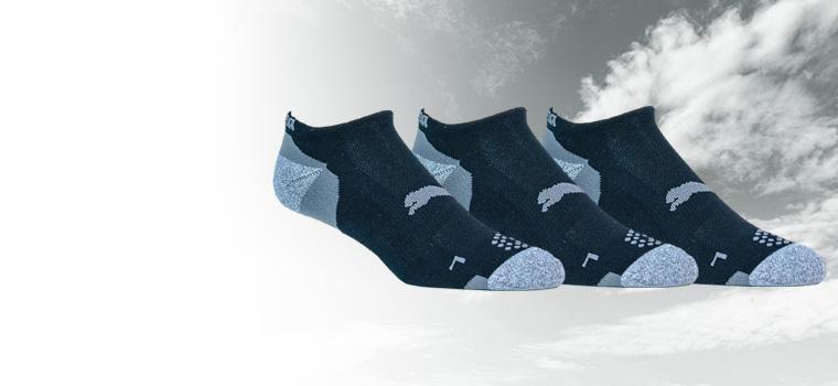 Puma Golf - Socks Background Image