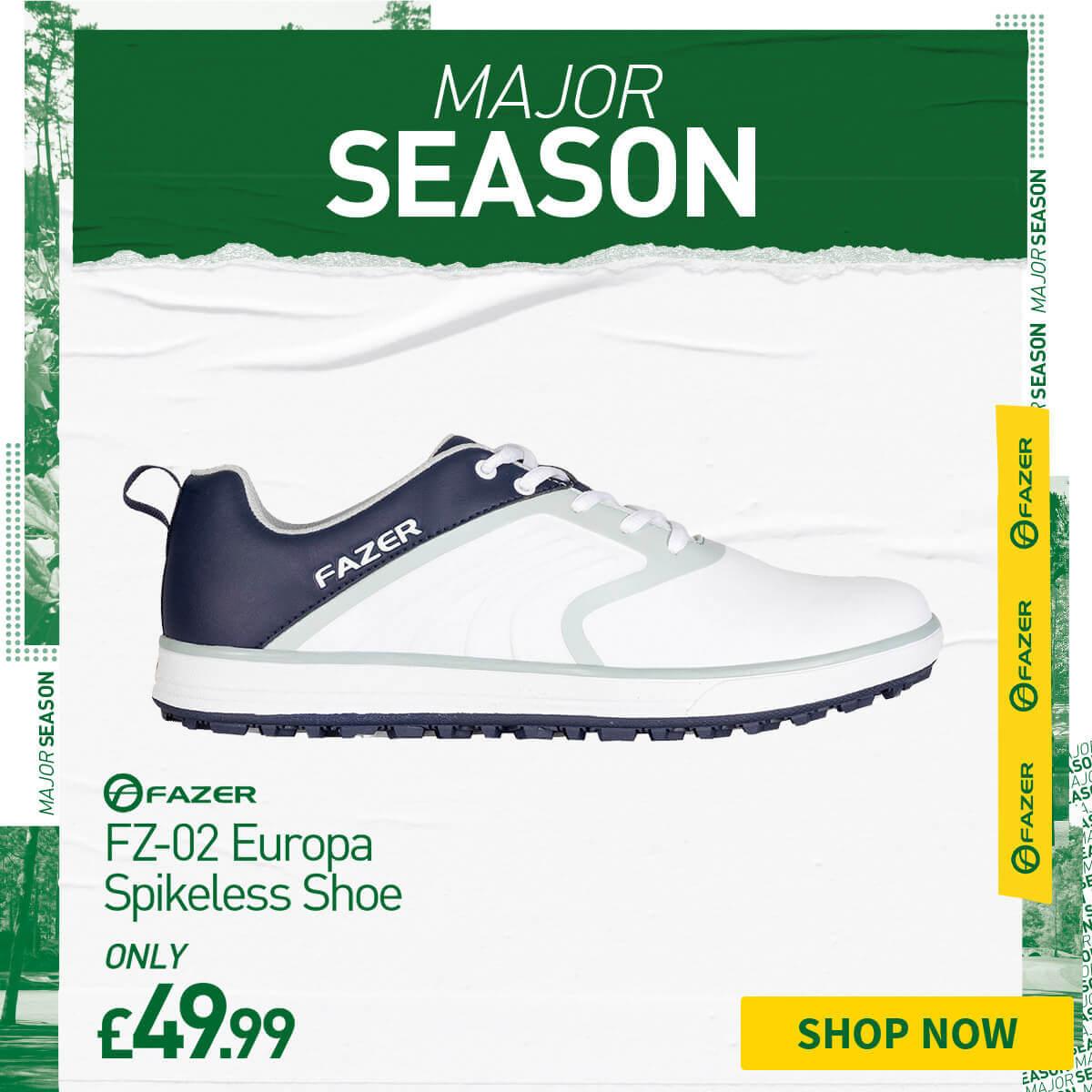 FAZER EUROPA SHOES - ONLY 49.99