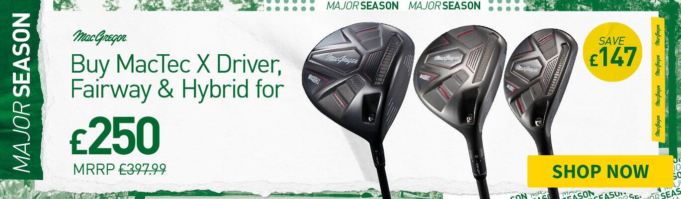 MACTGREGOR MACTEC X RANGE - BUY ALL FOR £250