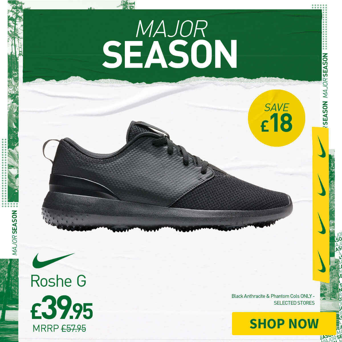 NIKE ROSHE G GOLF SHOES - SAVE £18