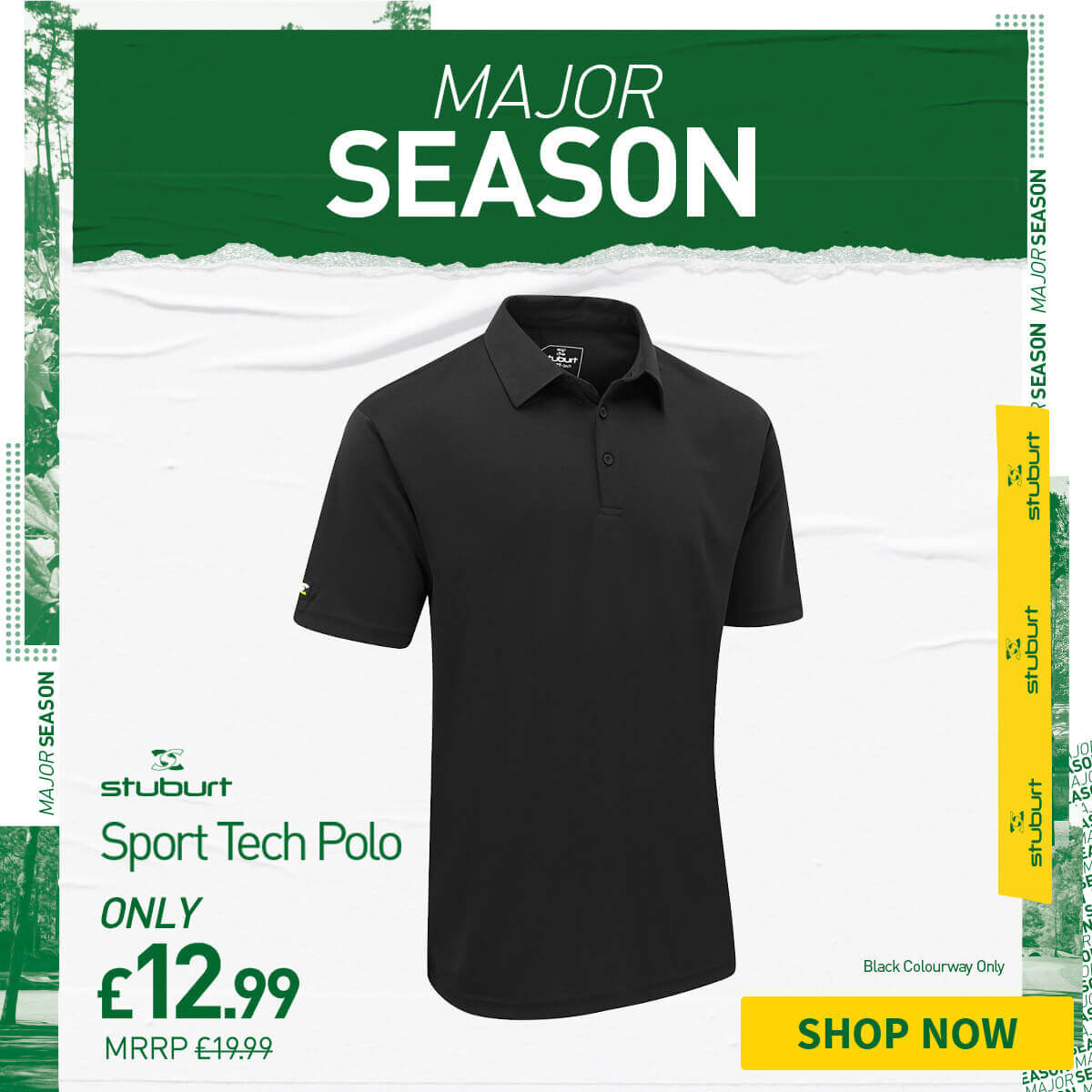 STUBURT SPORT TECH POLO