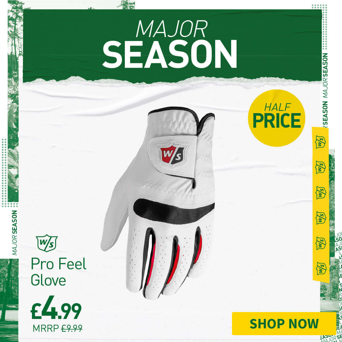 WILSON PRO STAFF FEEL GLOVE