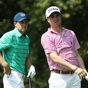 Spieth and Thomas