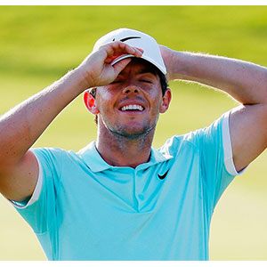 Rory McIlroy FedEx Cup 2016 Win