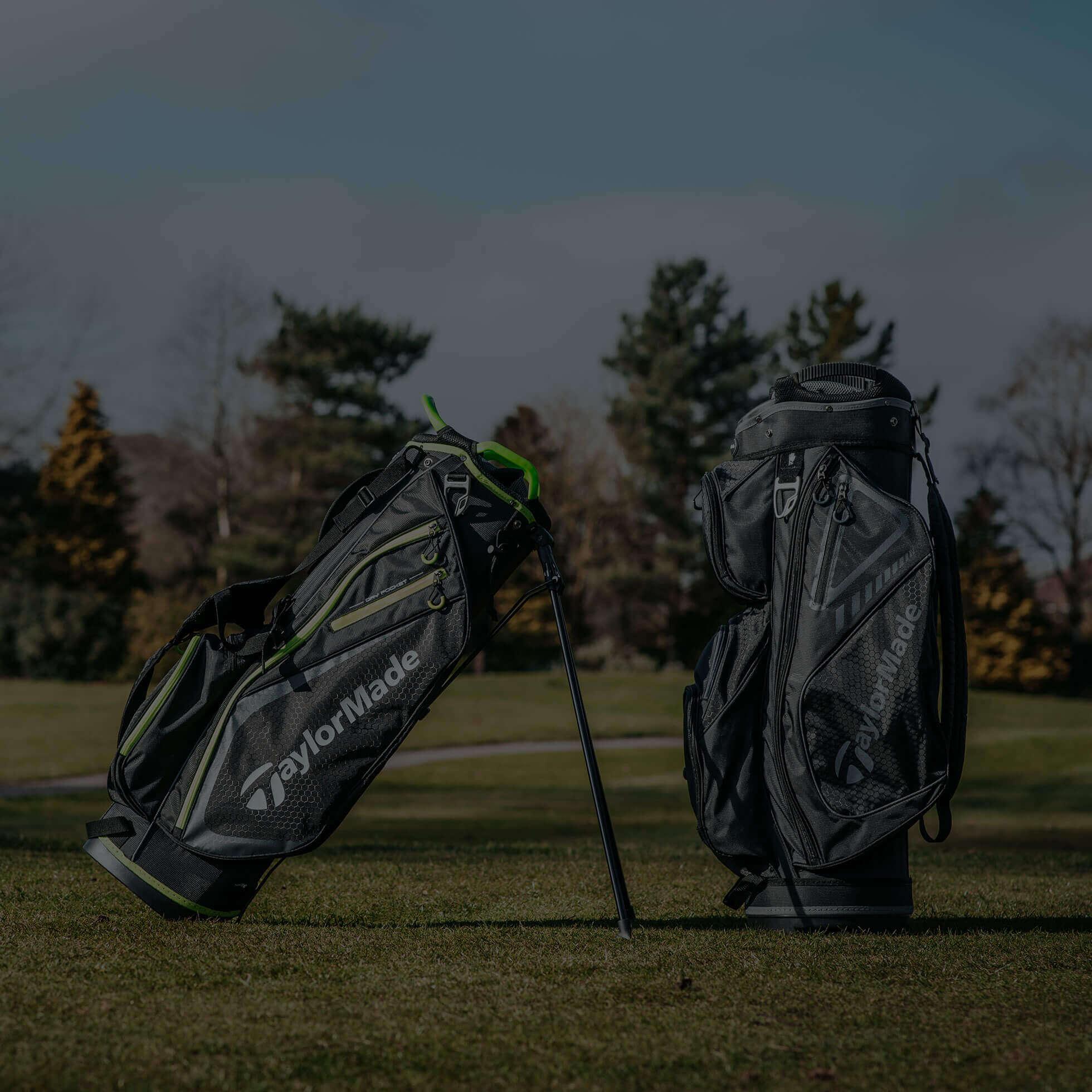 Get Into Golf Golf Bags
