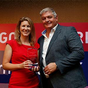 Georgia Hall Award
